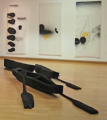 Ausstellungssituation Barbara Ehrmann