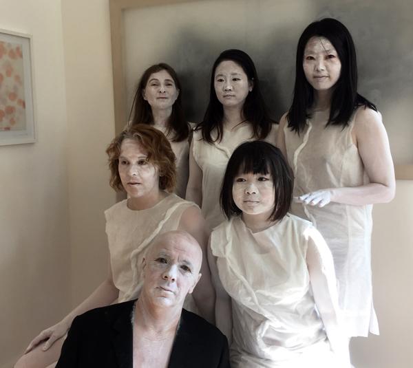 Das Ensemble - N. Mayer, X. Zhang, S. Ryu, J. Anders, T.W. H. Wynne, A. Peschko